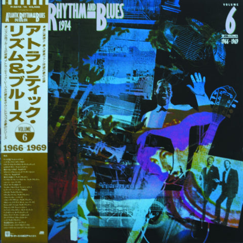 Various ‎– Atlantic Rhythm & Blues 1947-1974 (Volume 6 1966-1969)
