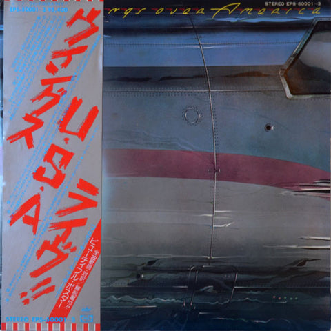 Wings ‎– Wings Over America