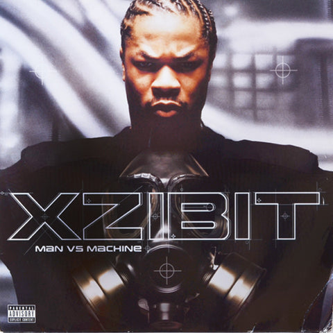 Xzibit ‎– Man Vs Machine