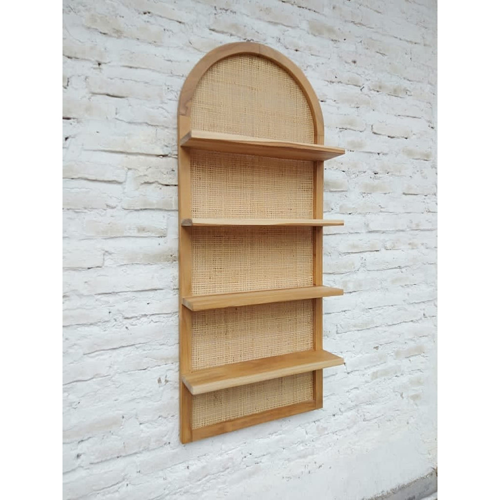 Long Arch Wall Shelf (IN STOCK)