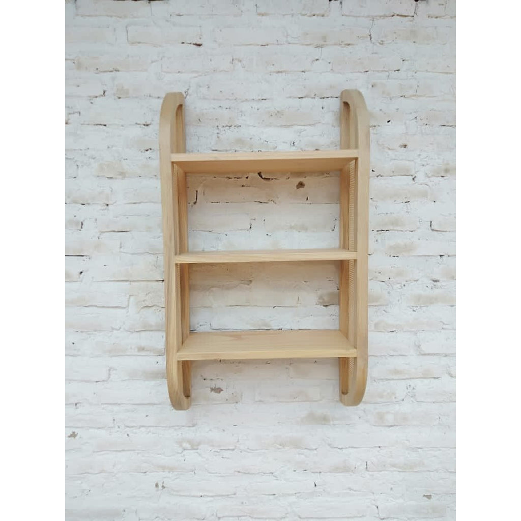 Curved Wall Shelf (IN STOCK)