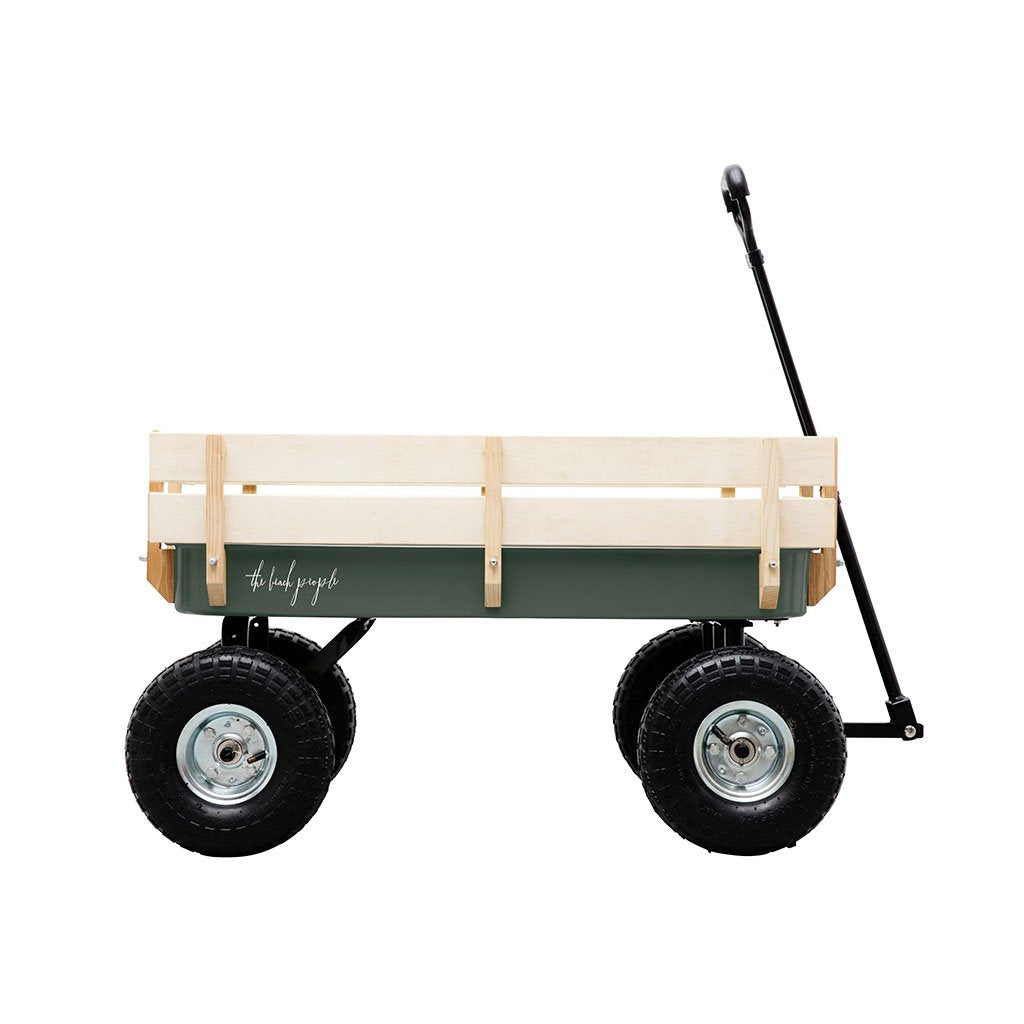 Beach Cart - Olive Green