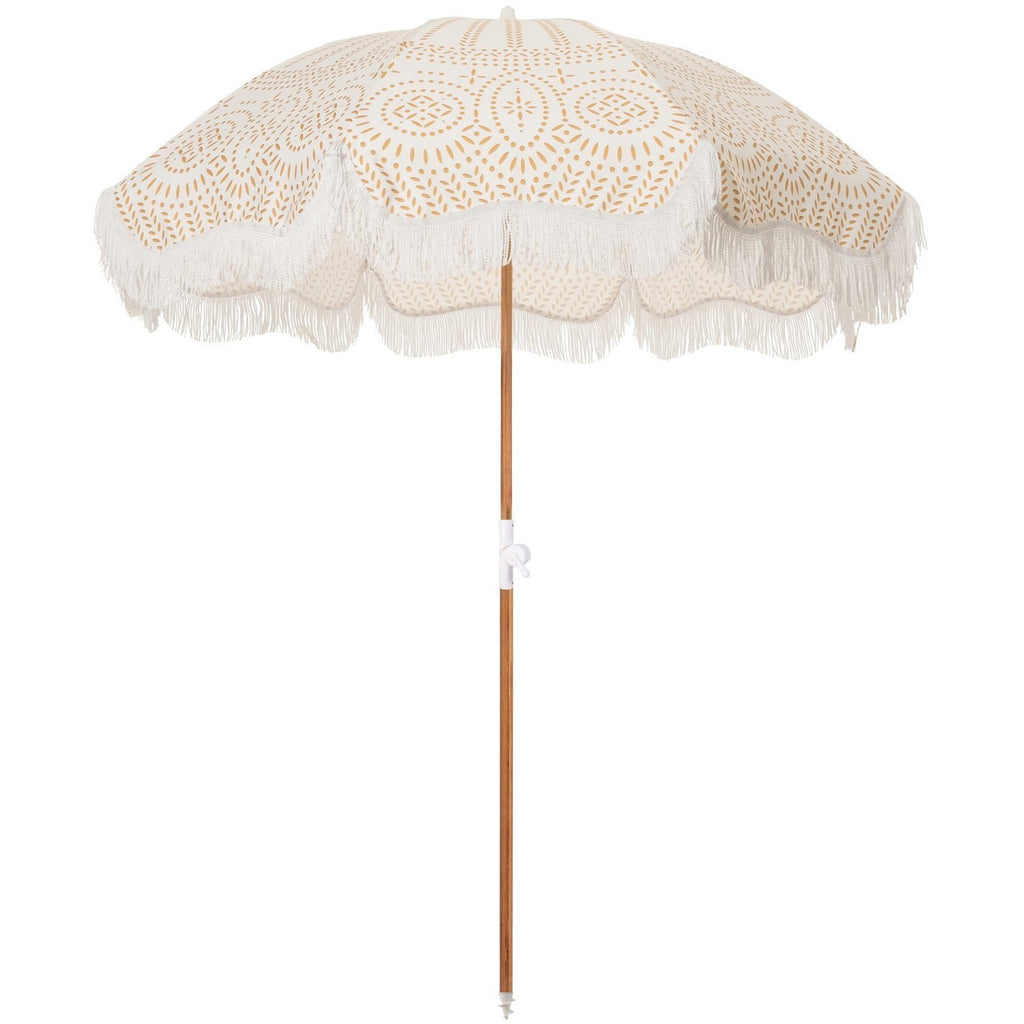 The Holiday Beach Umbrella - EYELET