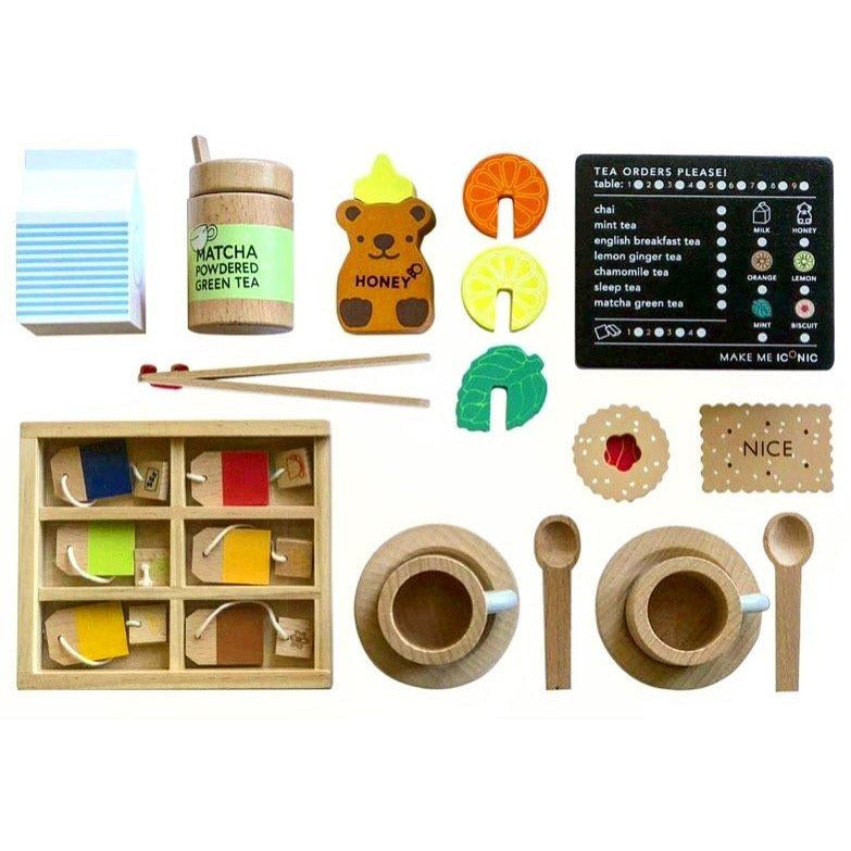 ICONIC TOY - TEA EXTENSION KIT