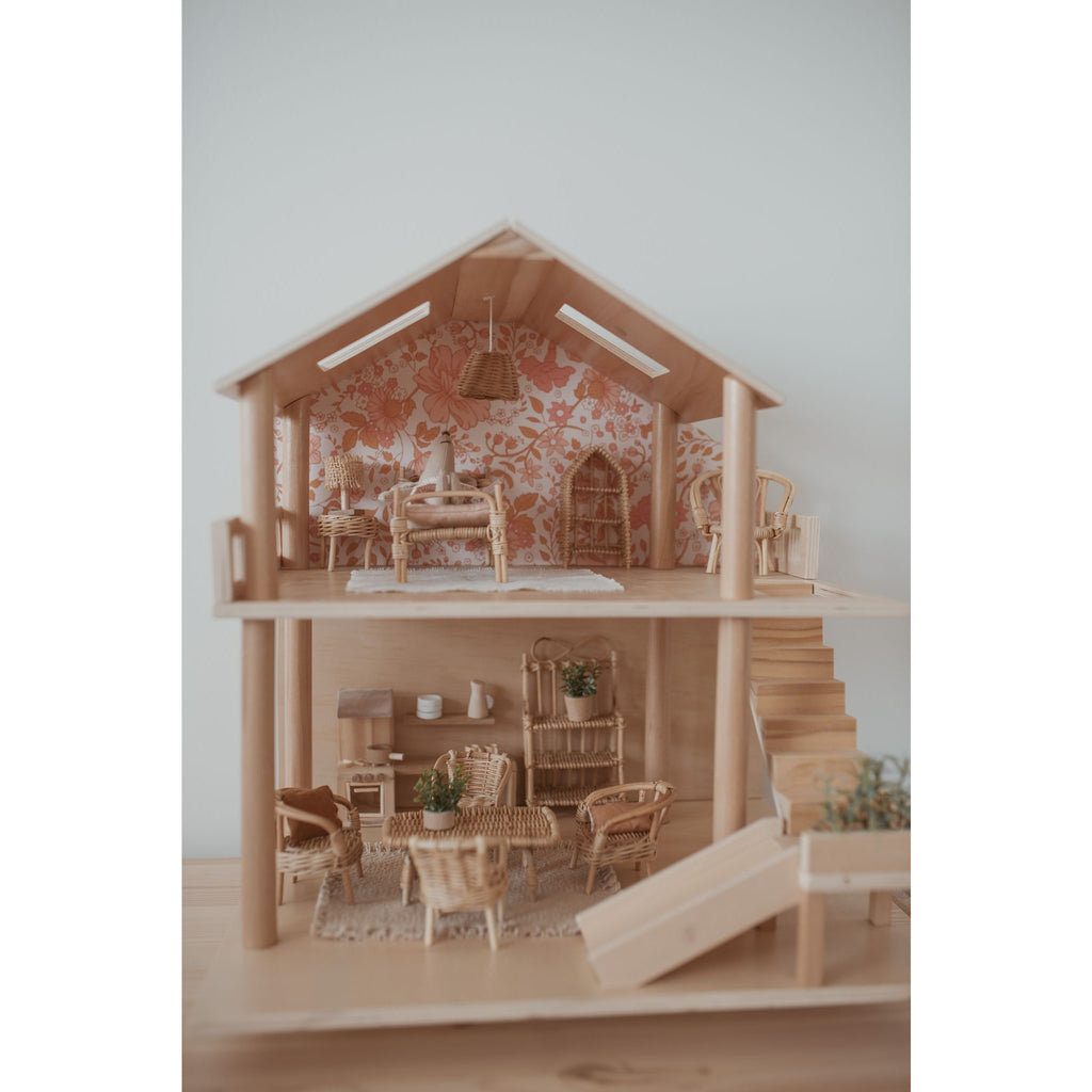 Doll house furniture pack (November)