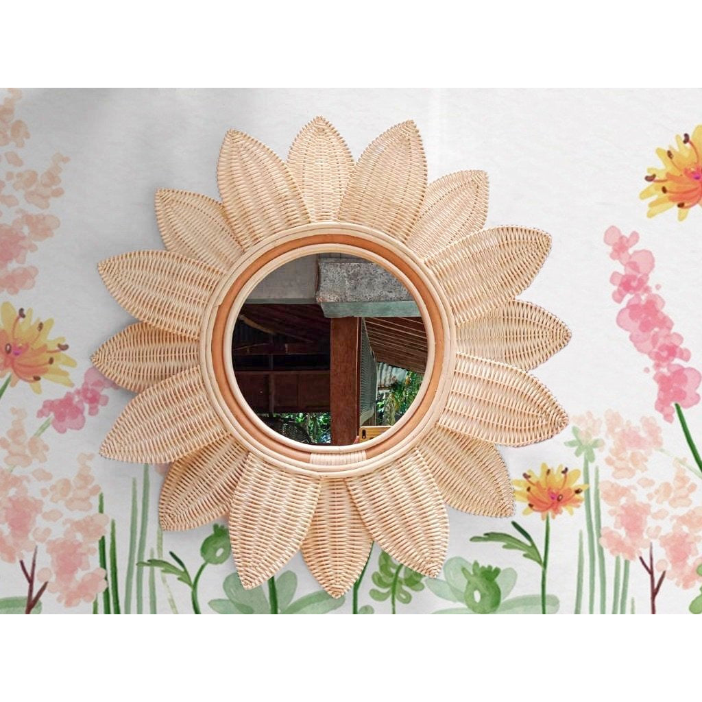 The Sunflower Mirror (MAY)