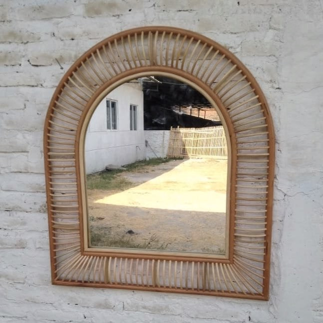 The Bangalow Arch Mirror (IN STOCK)