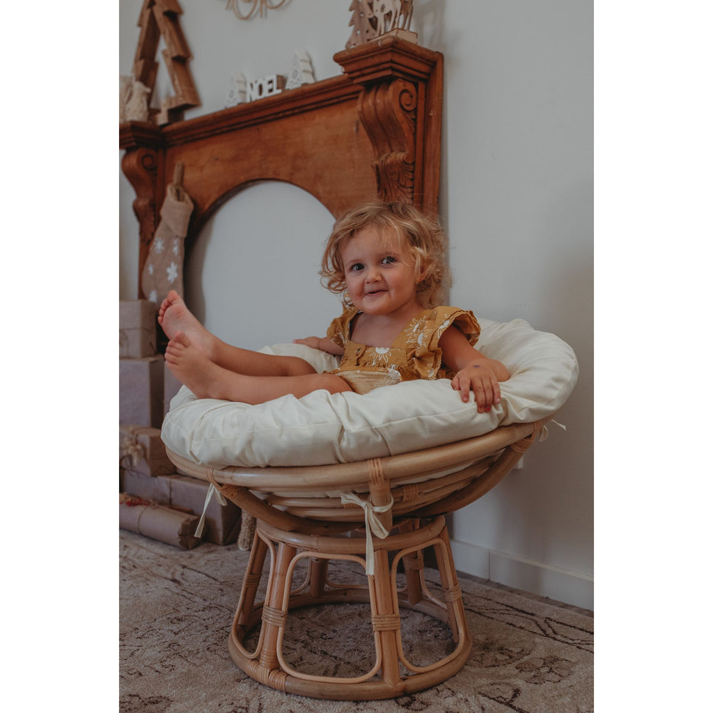 Papasan Chair - Kids (IN STOCK)