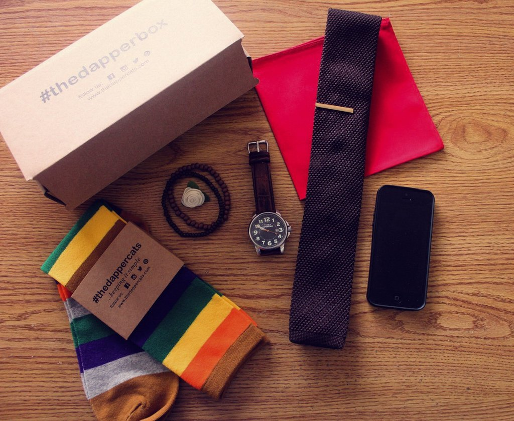 The Dapper Box X (Monthly Subscription)