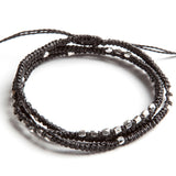 Triple Wrap - Black (Available in 3 colors)