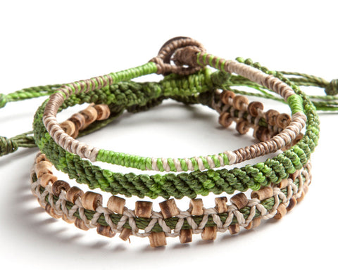 OUTDOOR Bracelet - Set of 3