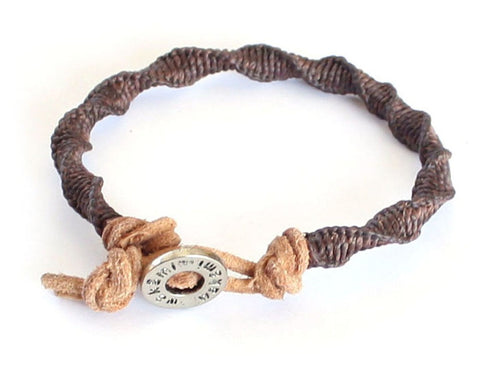 Enjoy Bracelet Brown