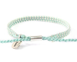 Kiss Bracelet - Light Blue (Available in 8 colors)