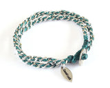 Good Luck Bracelet - Mint (Available in 6 colors)