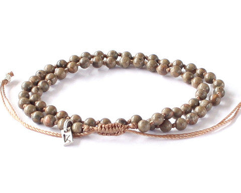 Health Bracelet - Beige (Available in 5 colors)