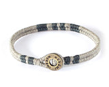 Classics Bracelet - Light Gray (Available in 3 colors)
