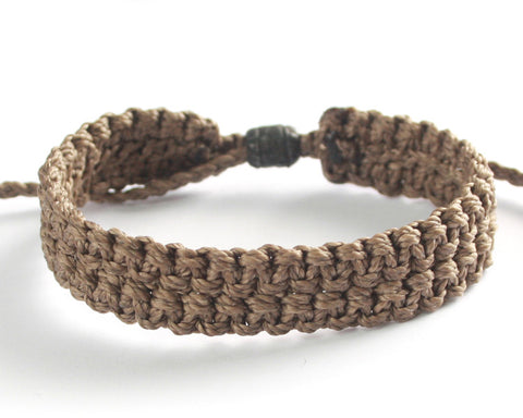 All One Men's Bracelet - Brown (Available in 2 colors)