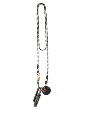 Rebirth Kaminal Juyu - Animals Necklace