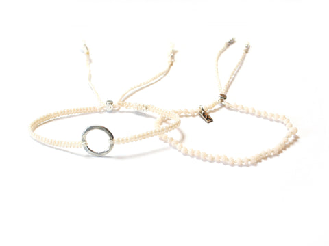 Inner Health - Balance Bracelets Alabaster (Available in 5 colors)