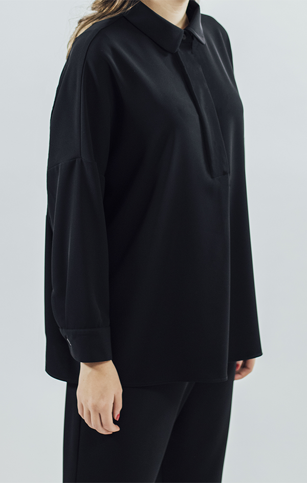 Wing/Blouse - Black