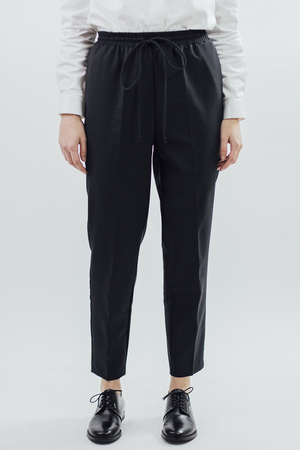 Crop/Trouser - Black