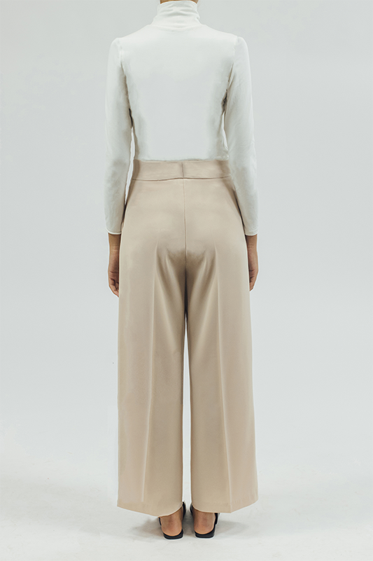 Palazzo/Trouser - Sand