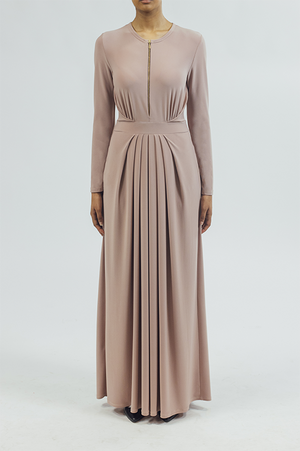Aureate/Dress - Blush