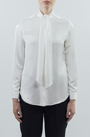 Sash/Blouse - Snow