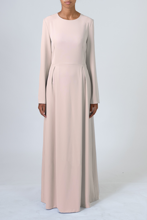 Tailored/Abaya - Sand