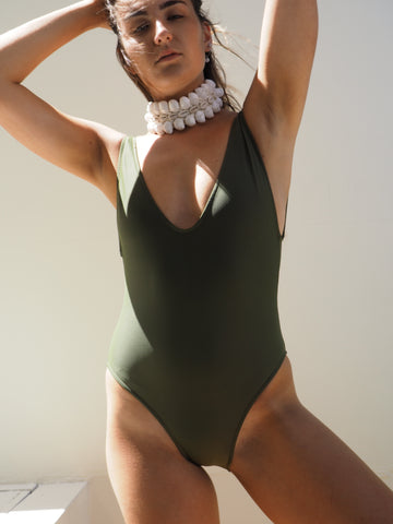 BOND ONE PIECE // KHAKI