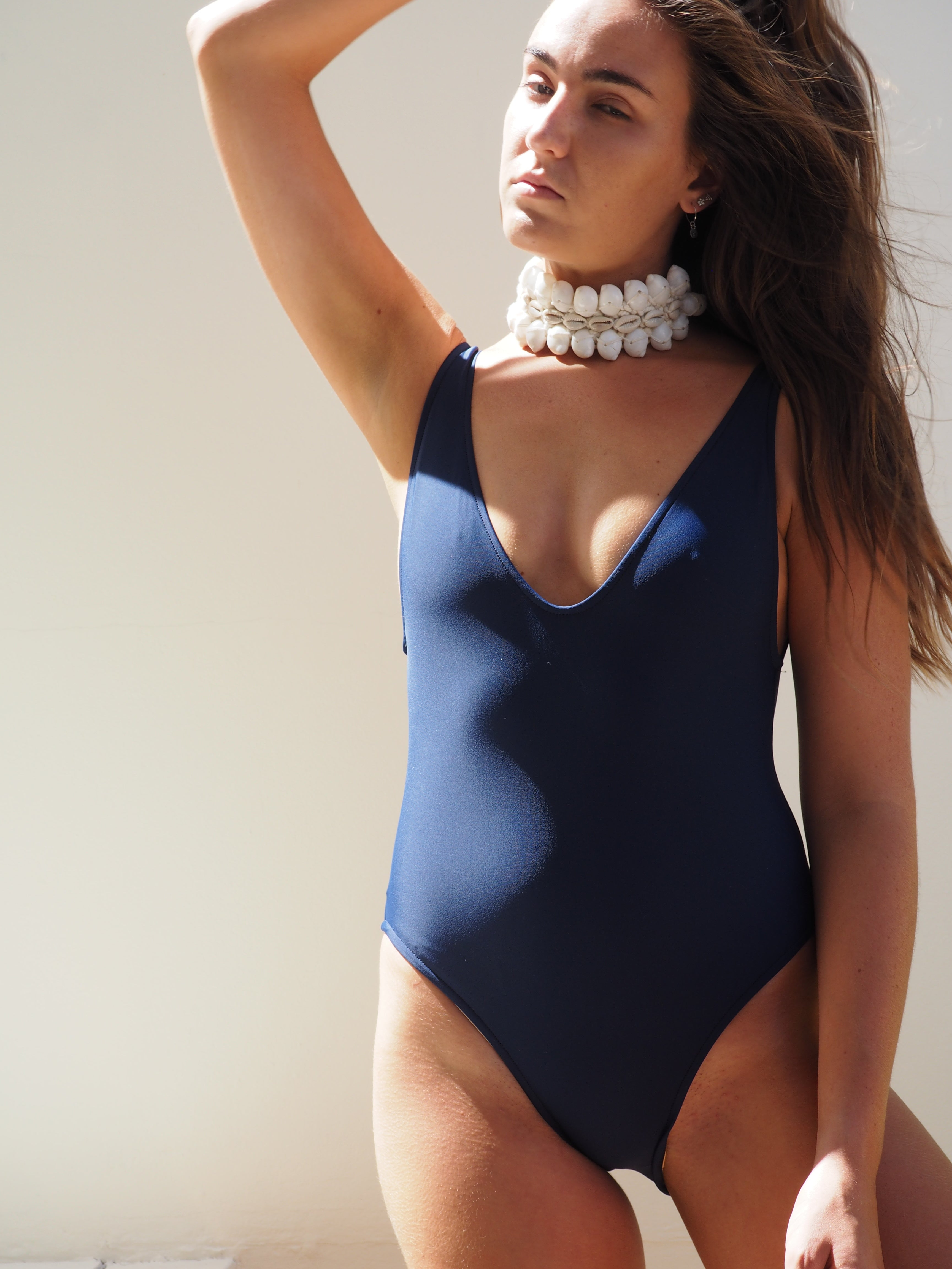 BOND ONE PIECE // NAVY