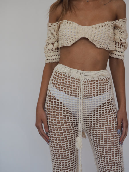 BELLE // CROCHET SET