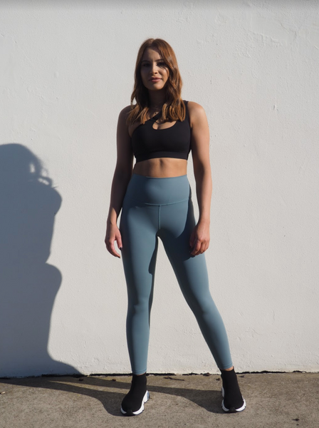 JADE CELINE  // HIGH WAIST ACTIVE LEGGINGS