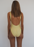 BOND ONE PIECE - Citron Yellow - GERRY CAN