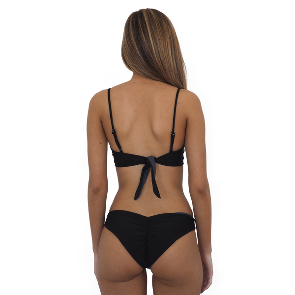 BROOKLYN BIKINI // BLACK-ONYX