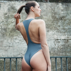 COLLINS ONE PIECE // SEAMLESS GREY
