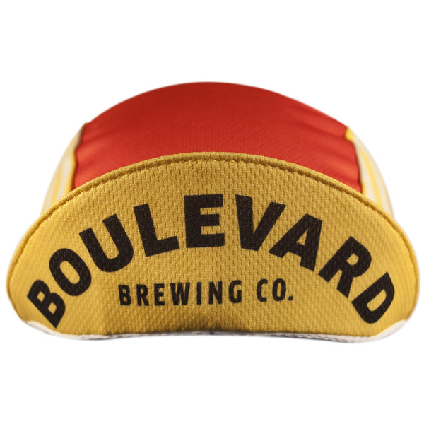 Boulevard Brewing Co. Technical Cycling Cap