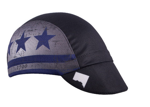 Washington DC Technical Cycling Cap