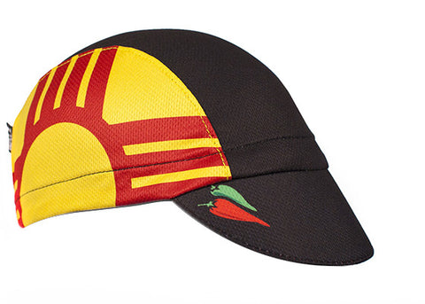 New Mexico Technical Cycling Cap