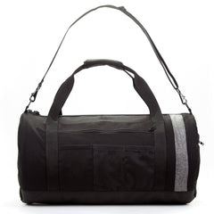 "Walz-Brand Wool ""Guide"" Duffel #01 - Black"