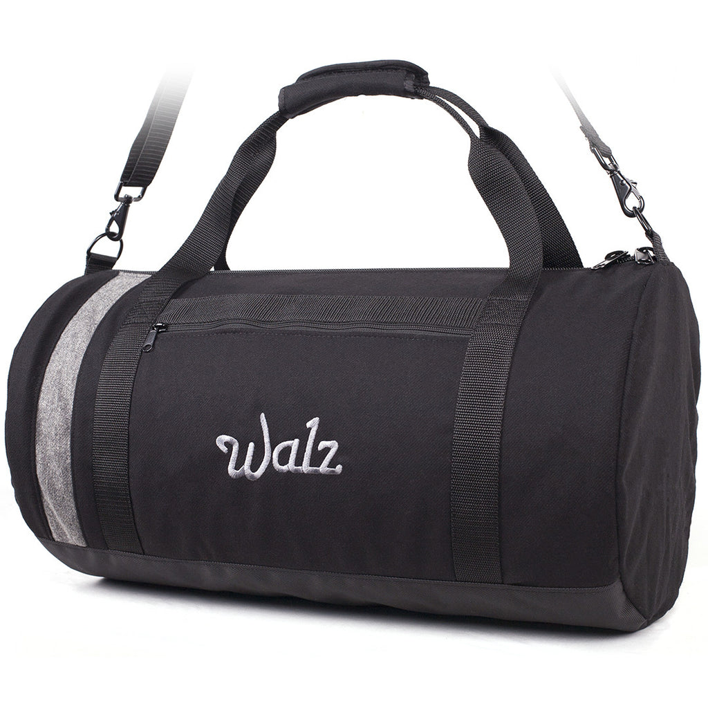 "Walz-Brand ""Milwaukee"" Wool Guide Duffel"