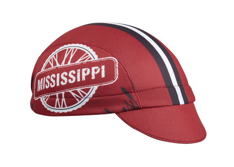 Mississippi Technical Cycling Cap
