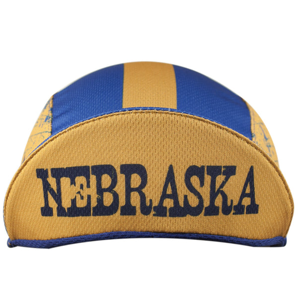 Nebraska Technical Cycling Cap