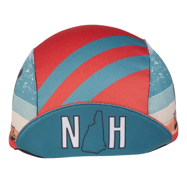 New Hampshire Technical Cycling Cap