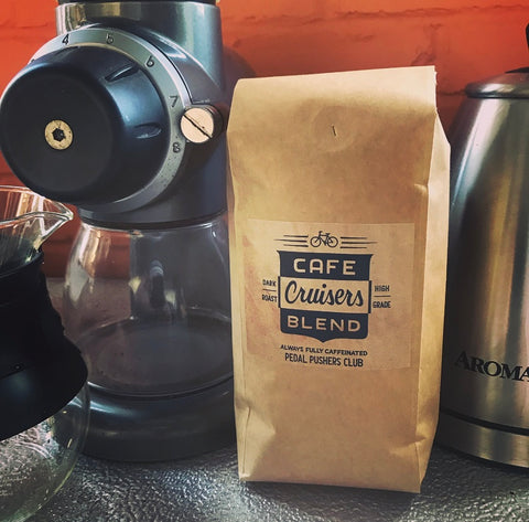 Pedal Pushers Premium Roast Coffee