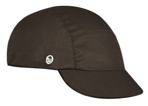 Velo/City Cap - Matte Black