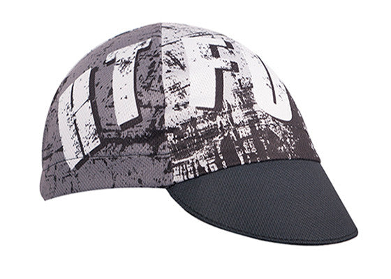 HTFU Technical 4-Panel #1 Cycling Cap
