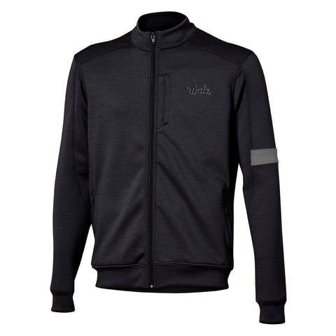 Walz Track Jacket - Carbon Black