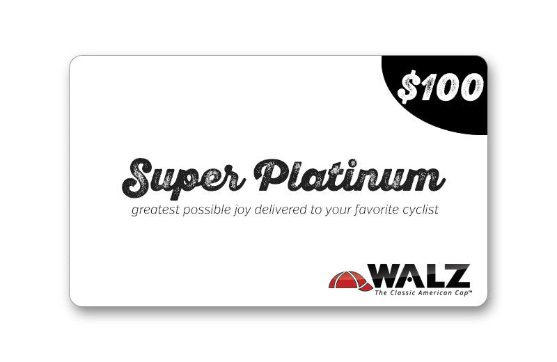 Super Platinum Gift Card