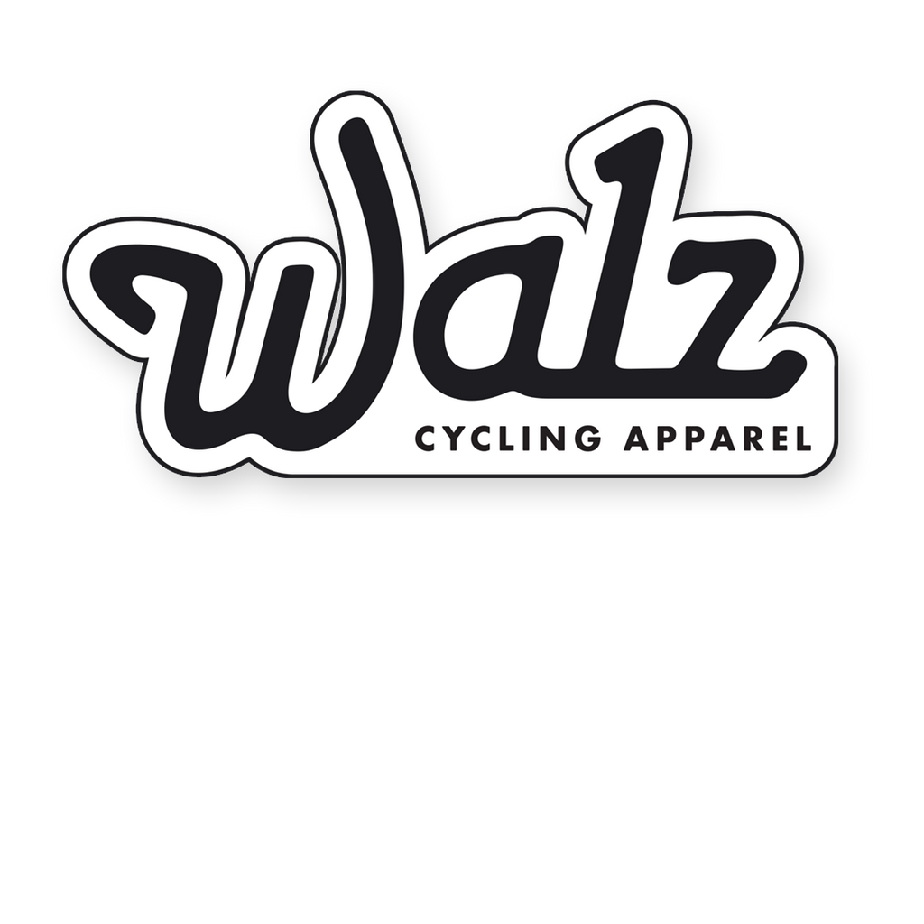 Official Walz Caps Logo Sticker